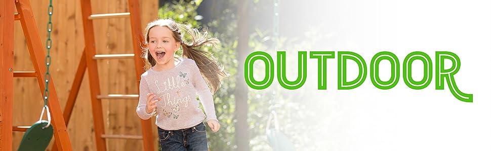 Children Outdoor Furniture, KidKraft Outdoor Furniture, Children Garden Chaise, Kids Chaise