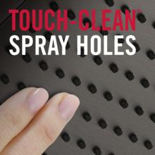 touch clean, shower faucet, delta faucet