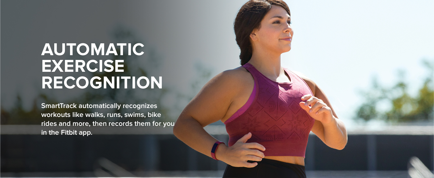 Automatic exercise recognition