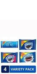 OREO Stuf Variety Pack, OREO Original, OREO Thins, Double Stuf OREO & Mega Stuf OREO Cookies