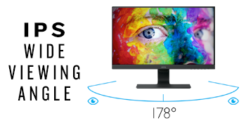 """27"""" monitor nepal, BenQ, BenQ monitor, IPS monitor, color, wide viewing angle, 27 inch monitor, eye care monitor"""