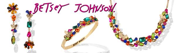Betsey Johnson, Betsey Johnson jewelry, Betsey