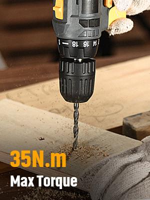 combi drill cordless drill driver drill set