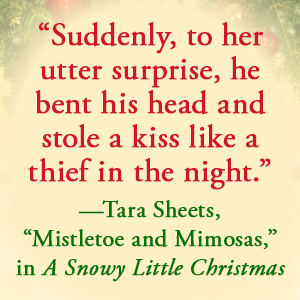 A Snowy Little Christmas, Fern Michaels, Kate Clayborn, Tara Sheets