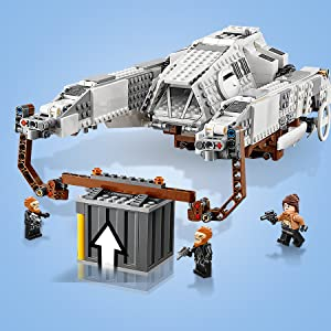 LEGO Star Wars Imperial At-Hauler