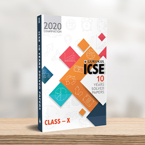 10 years solved papers for ICSE Class 10
