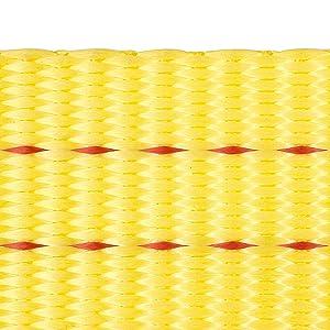 weave pattern tow hook