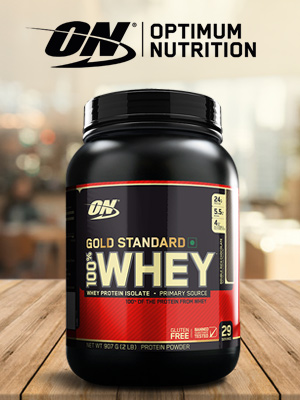 ON Whey Protein Powder, Optimum Nutrition, Whey Protein, Protein Powder