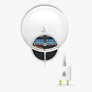 Fibaro Z-Wave Plus Flood Sensor with External Probe