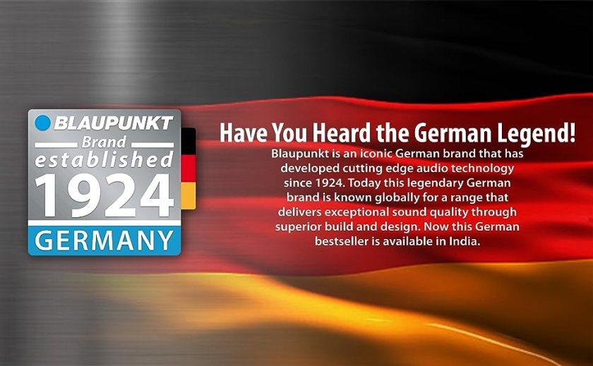 Blaupunkt, german audio tech