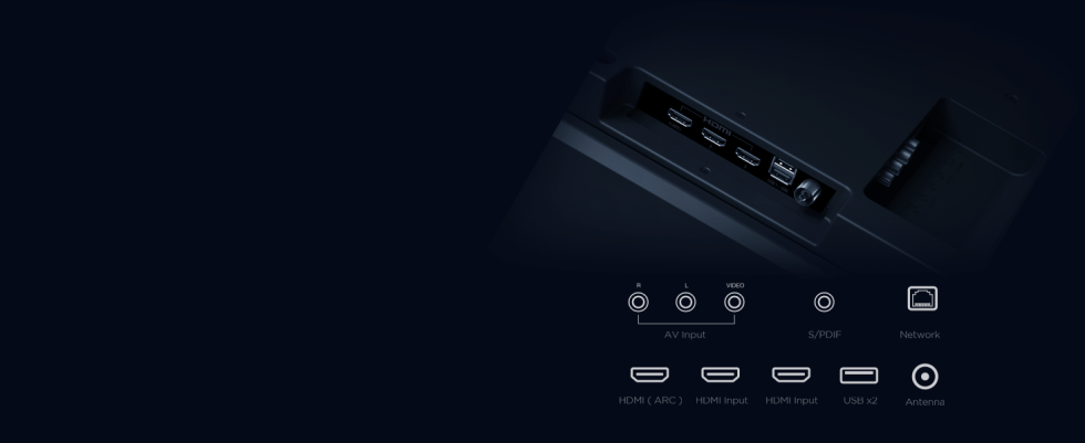 HDMI | USB