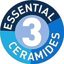 3 ESSENTIAL CERAMIDES