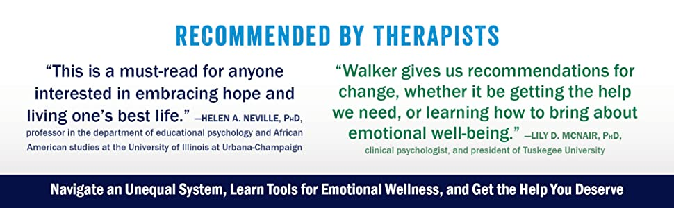 Navigate an Unequal System, Learn Tools for Emotional Wellness, and Get the Help You Deserve