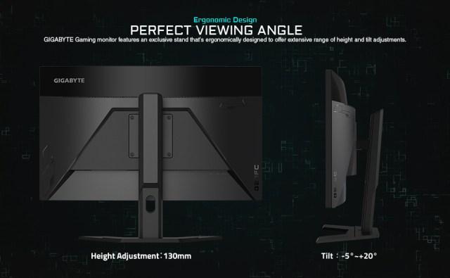 viewing angle