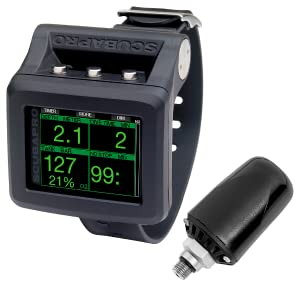 SCUBAPRO Galileo G2 Wrist Dive Computer with Transmitter