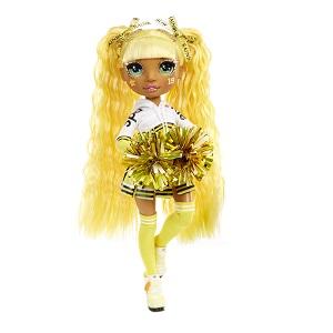 alegria do arco-íris;  bonecos de alegria;  bonecas de cheerleader;  melhores brinquedos;  bonecos arco-íris