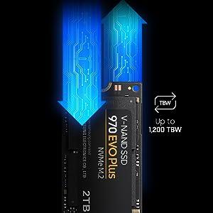 SSD,NVMe,970 EVO Plus