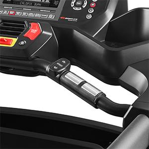 Bowflex T116 Treadmill Integrated Controls