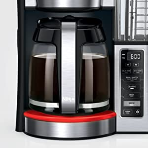 CE251, Ninja, Coffee, Brewer, Warming plate