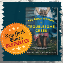 The Book Woman of Troublesome Creek - New York Times Bestseller