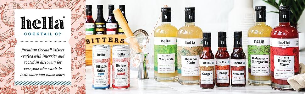 hella cocktail company