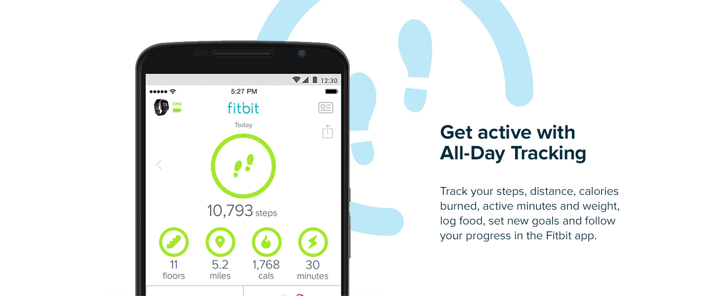 get active with all day tracking