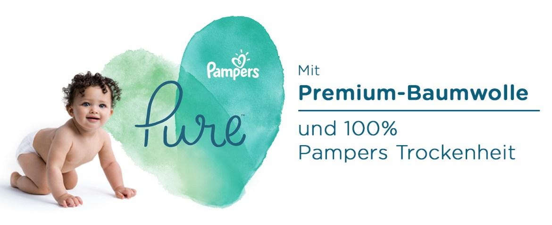 windeln,premium protection,pure,natürlich,sensitive,trockenheit,midi+,maxi+,junior+,dermatologisch