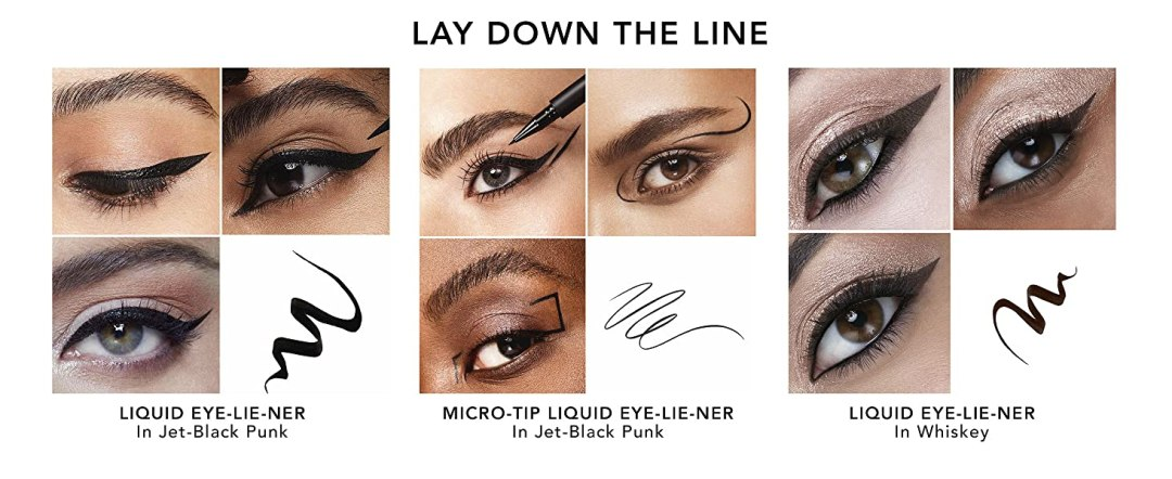 haus laboratories beauty, haus labs liner, lady gaga, black liner, liquid liner, eyeliner, felt line