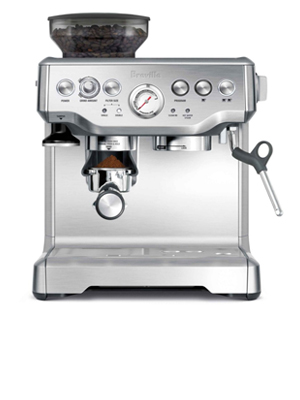 barista express by breville