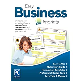 Easy Business Imprints, forms, tools, invoices, sales orders, inventory, letterhead, proforma,