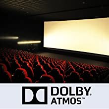 Sound flows around you with Dolby Atmos