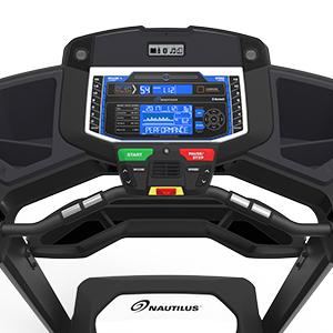 Nautilus T616 Treadmill LCD Console Display