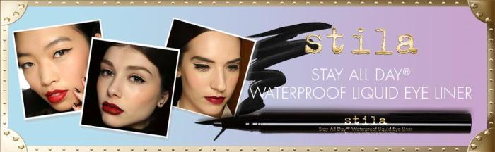 stila remain All Day Waterproof Liquid Eye Liner
