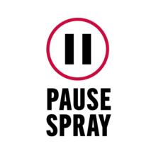 Pause, shower spray, light shower spray, delta faucet