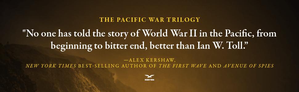 Pacific War Trilogy Ian Toll