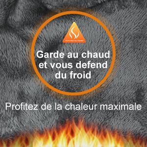 Maintient Au Chaud Et Défend Du Froid