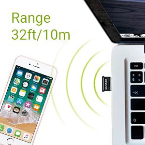 dongle plugable fire Belkin Bluetooth Version 4.0 +HS Class 2 Win8 Adaptor DongleUSB2.0 Microadaptor