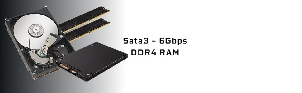 storage RAM