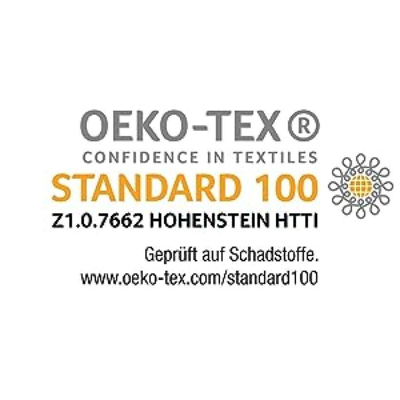 Ökotex Öko-Tex Oeko-Tex Oekotex 100 Hohenstein Institut Ökotest Stiftung Warentest Testsieger