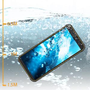 Impermeable phone