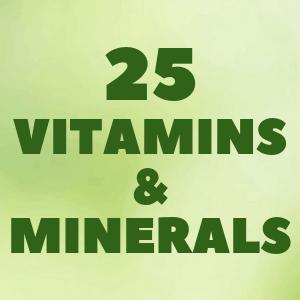 Nutrazee Vitamins & Minerals