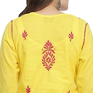 Ada Handcrafted Lucknow Chikan