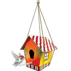 diy birdhouse, do it yourself, craft activity, hobby ideas, hobby