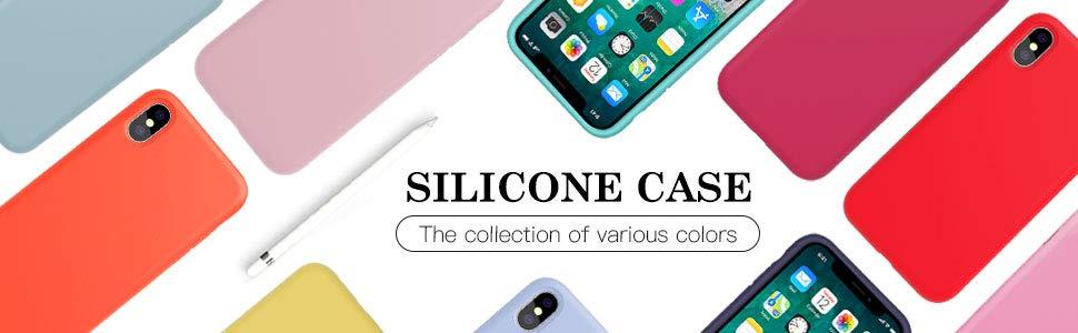 Silicon case