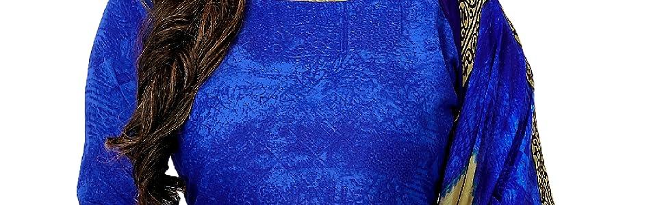 patiala patiyala dress material for women churidar chudithar latest design
