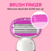 brush finger