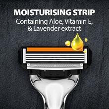 moisturising strip