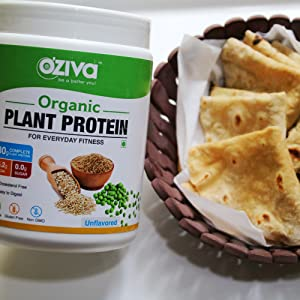 Protein Rich Chapatis