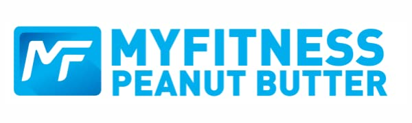 MYFITNESS Original Peanut Butter Smooth,  510g
