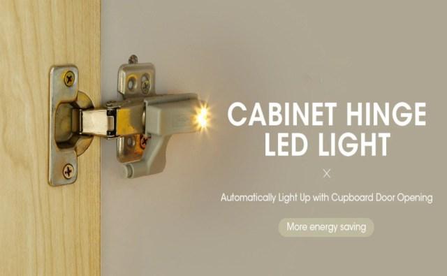 cabinet motion lights